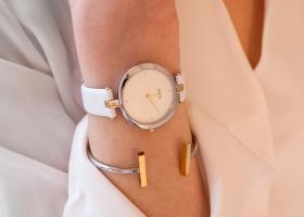 Ceasul-bijuterie de firmă prețios în acest sezon e accesoriul perfect