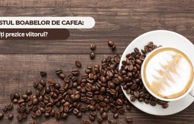 Testul boabelor de cafea: Ce iti prezice viitorul?