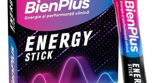 Ia un boost de energie cu BienPlus Energy Stick!