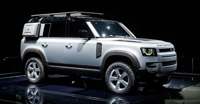 Un simbol reinventat pentru secolul 21: Noul Land Rover s-a lansat!