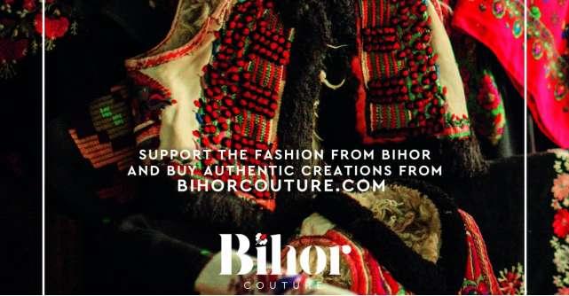 Bihor Couture - O marcă tradițională românească ține piept plagiatului marilor case de modă
