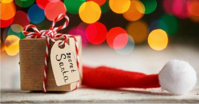 6 cele mai amuzante idei de cadouri de Secret Santa