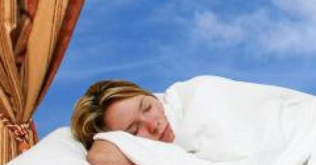 5 trucuri pentru un somn linistit