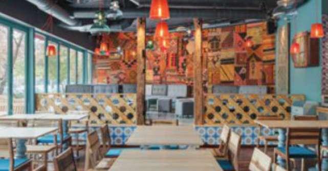 Un nou restaurant DIVAN isi invita oaspetii intr-un bazar al simturilor