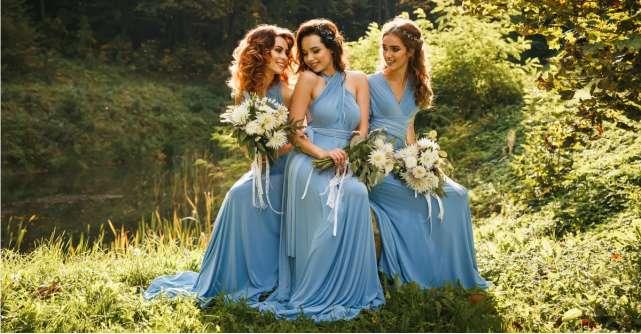 Ce rochie sa porti ca domnisoara de onoare