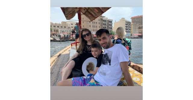 """Ani Gheorghe: """"De Sfântul Valentin, îmi doresc să merg cu soțul la Dubai"""""""