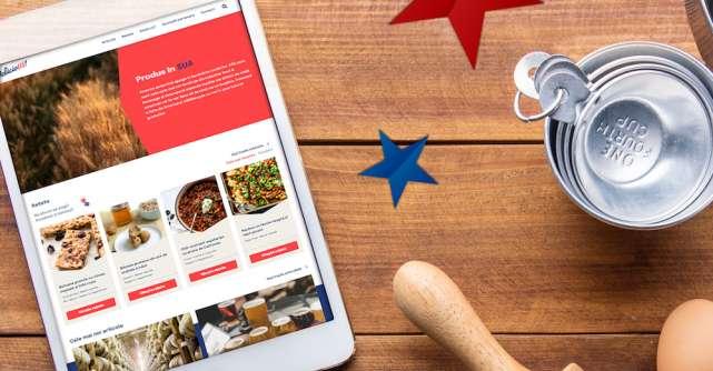 DelicioUS! - noua platformă ce aduce gustul Americii autentice în bucătăria românilor