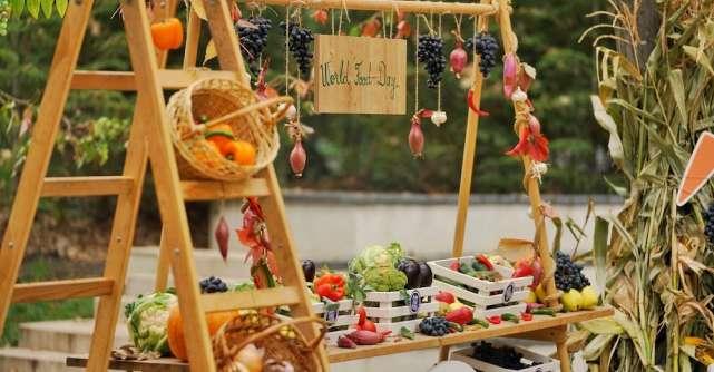 Start obiceiuri sănătoase, stop risipă!,un eveniment educativ de Ziua Mondială a Alimentației