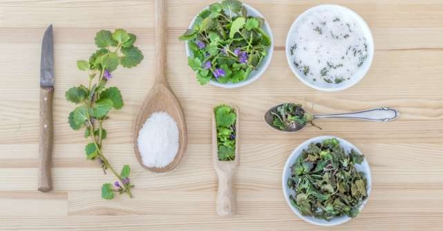 Condimentele cu care poti inlocui sarea