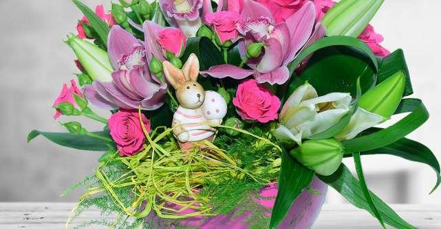 Floria prezintă noile colecții de Paște și Florii