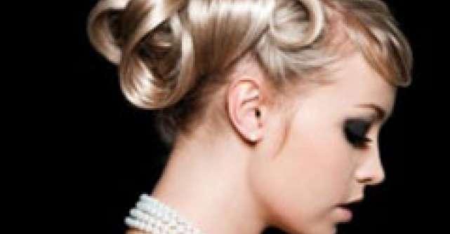 10 Coafuri de mireasa romantice - in trend de toamna
