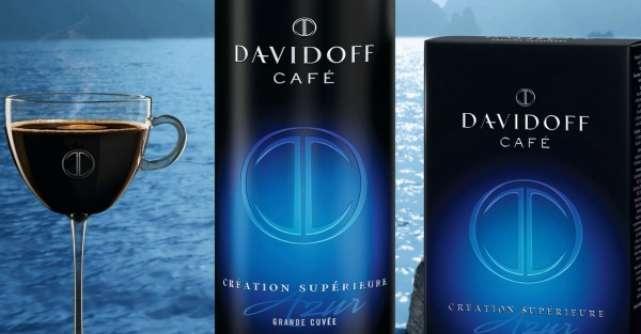 Lasa-ti simturile sa se scufunde in gustul luxului, cu Davidoff Cafe Creation Superieure Azur in editie limitata