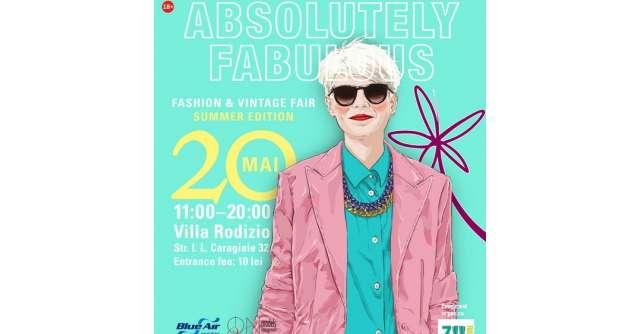 Absolutely Fabulous Fashion-Vintage Fair: Editia de vara