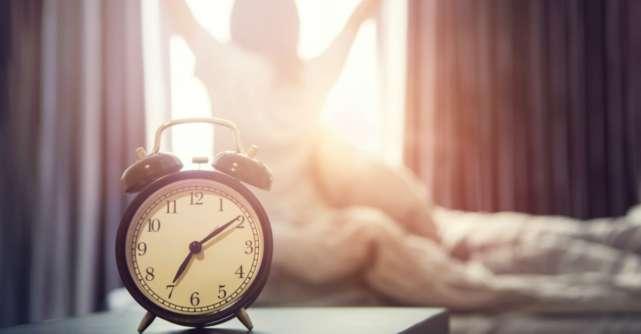 Cum sa te simti activa dimineata: acest truc este recomandat de expertii in sanatate