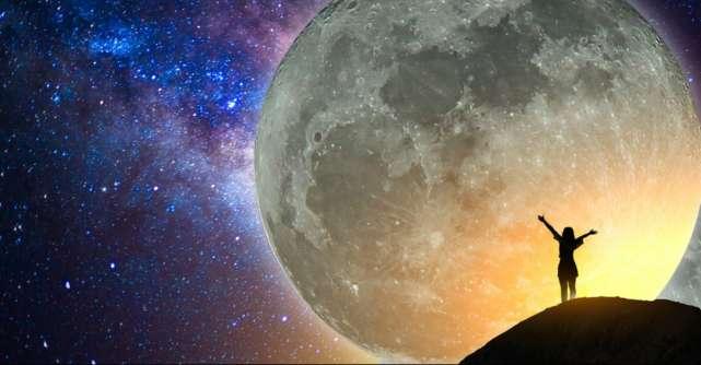 Eclipsa de Lună Plină în Capricorn de pe 5 iulie aduce cu ea pace, armonie și fericire