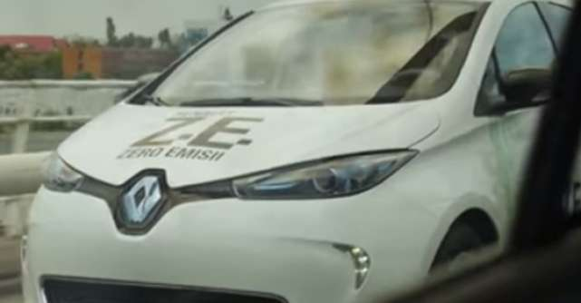 Publicis, Renault si Uber au sarbatorit Ziua Mediului oferind curse gratuite prin Bucuresti