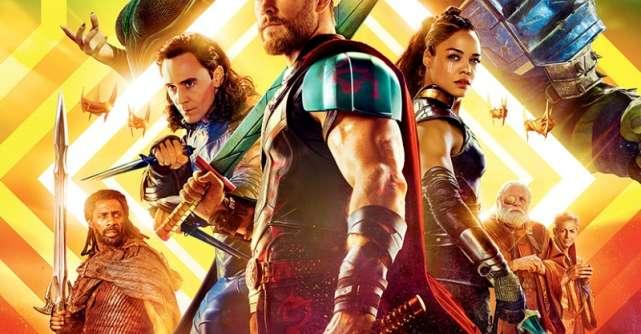 Aventura, amuzament & adrenalina la avanpremiera filmului Thor: Ragnarok