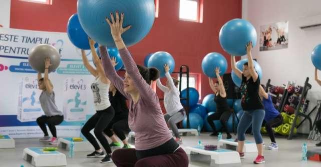 Viitoarele mamici s-au antrenat in weekend cu Diana Stirbu