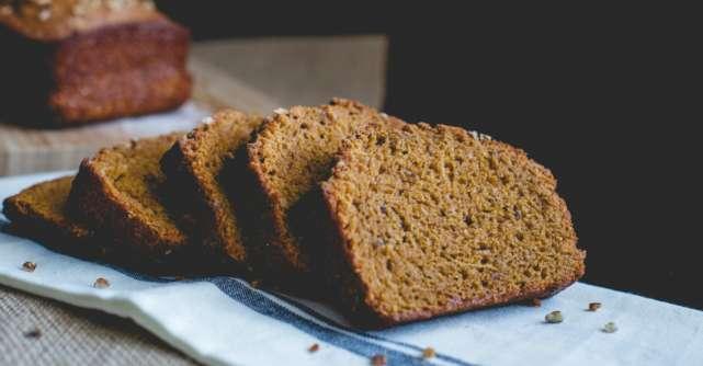 Pumpkin spice bread, varianta de toamna pentru banana bread