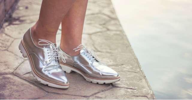Botinele si pantofii argintii - cum ii purtam