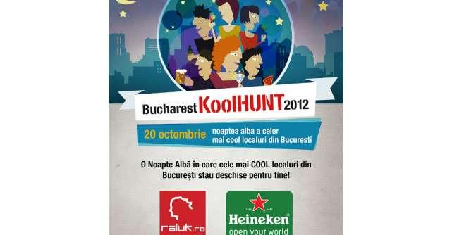 Noaptea alba a celor mai cool localuri din Bucuresti