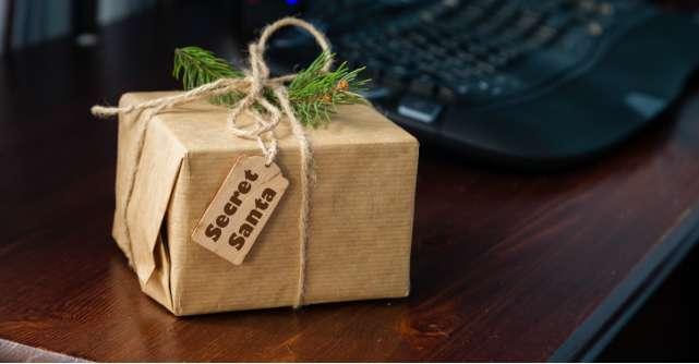 Ce cadouri facem de Secret Santa