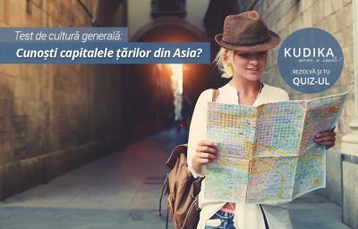 Test de cultura generala: Cunosti capitalele tarilor asiatice?