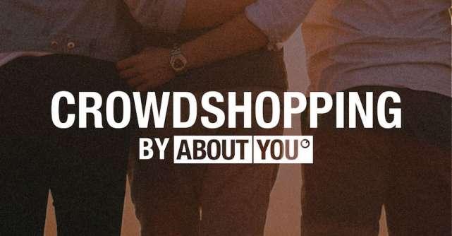 ABOUT YOU oferă premii de până la 50.000 de lei în cadrul unei campanii de crowdshopping dedicată tinerilor