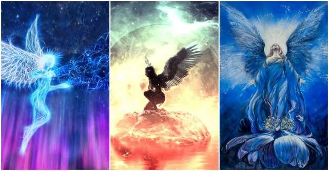 Alege îngerul păzitor și află mesajul pe care îl are pentru tine pentru luna iunie