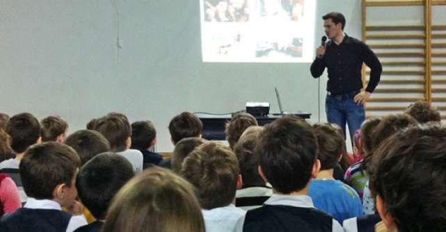 Peste 2000 copii participa la cursuri de nutritie
