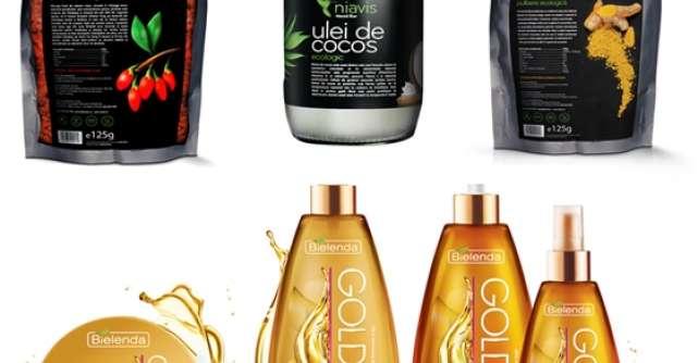 Energie, tonifiere si o piele perfecta pentru vara, cu produse naturiste Vegis.ro