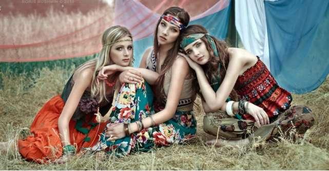 Piese la modă gipsy care rezistă tuturor trendurilor