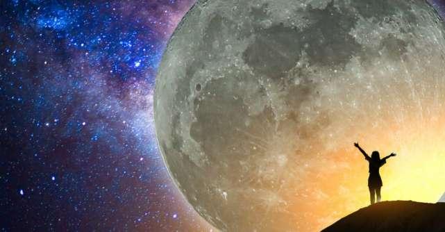 Luna plina in Scorpion pe 18 mai: Ce ti-a pregatit karma pentru urmatoarea perioada?
