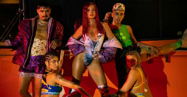 Alexandra Stan lanseaza single-ul Tikari, in colaborare cu LiToo
