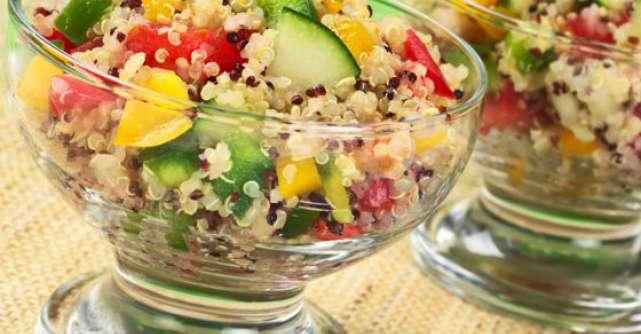 Ce seminte sa folosesti in salatele de VARA