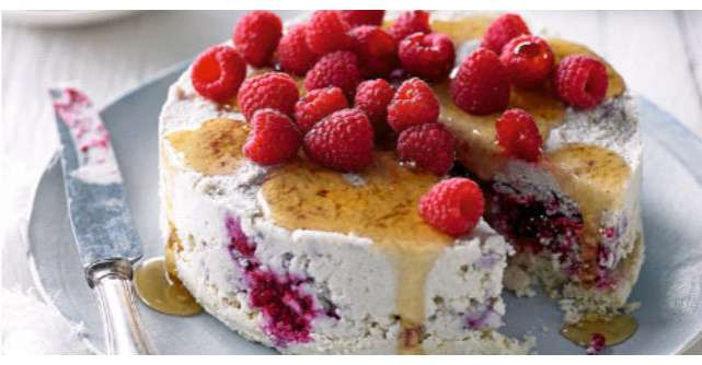 Stiati ca din conopida puteti face acest cheesecake INCREDIBIL?
