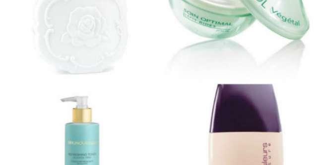 20 de produse cosmetice pentru tenul sensibil si normal