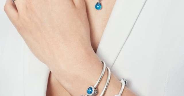 Noua colectie de iarna de la Pandora este inspirata de frumusetea unui taram inghetat