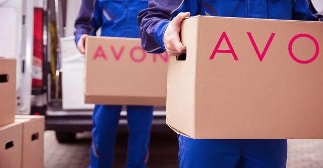AVON donează 1,7 tone de produse de igienă