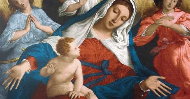 Cele mai frumoase citate despre Fecioara Maria