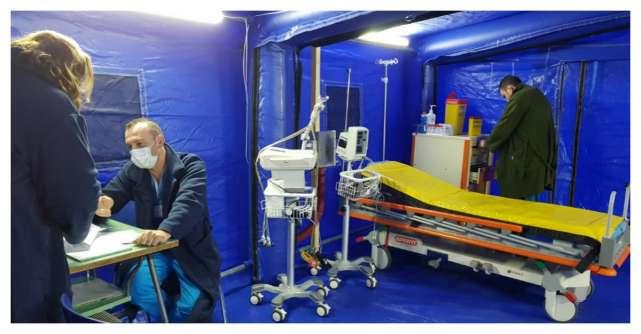 Ajutor pentru spitale din partea mediului de business: s-a lansat platforma ajutorspitale.entreprenation.ro
