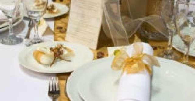 Cum alegi restaurantul pentru nunta