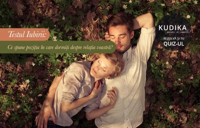 Testul Iubirii: Ce spune pozitia in care dormiti despre relatia voastra?