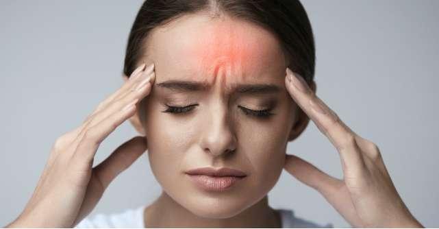 Dureri de cap: cauze, simptome si ce afectiuni se ascund in spatele lor