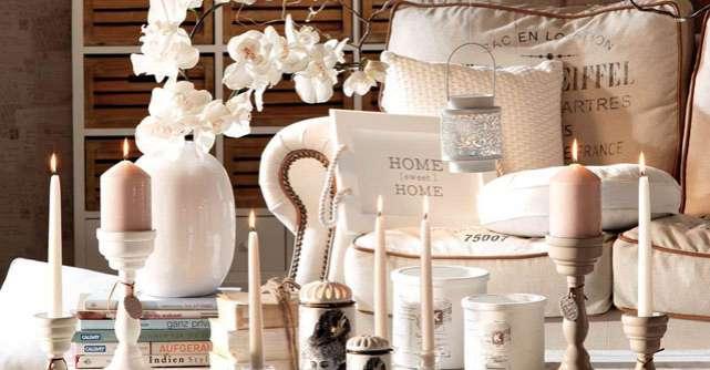 16 piese de mobilier pentru un living romantic