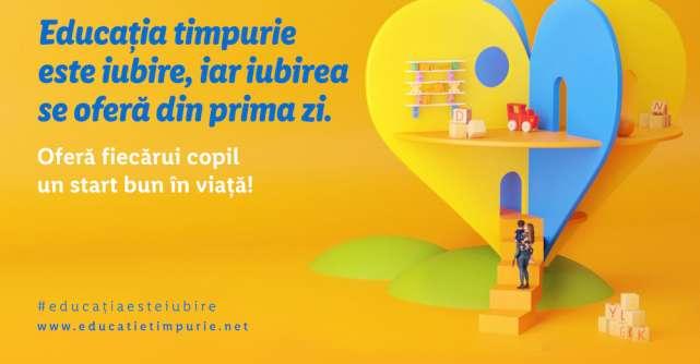 Lidl susține importanța Educației Timpurii pentru dezvoltarea sănătoasă a copiilor