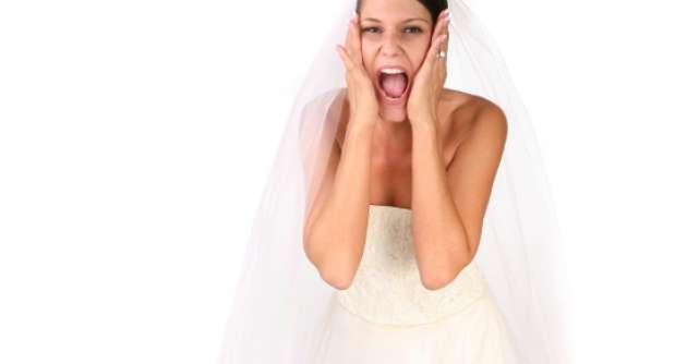 Testul miresei: Te transformi intr-o Bridezilla?