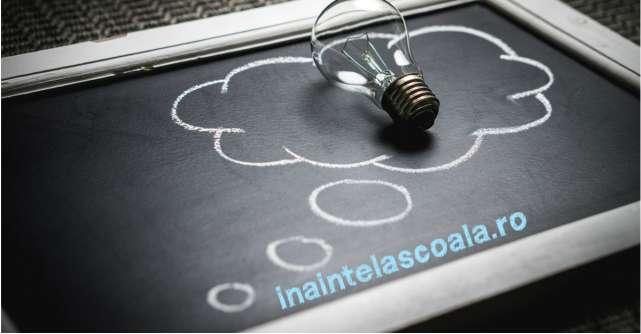 Înainte la școală: culegem gânduri și idei pentru școala românească