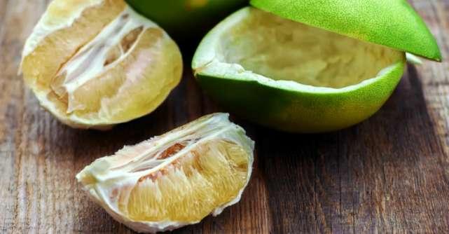 Fructul iernii: Pomelo, beneficii pentru sanatate