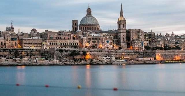 Malta are cele mai bune ape de scaldat din Europa